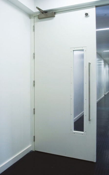 PRO INNA DOR - Internal Security Door from Profab Access