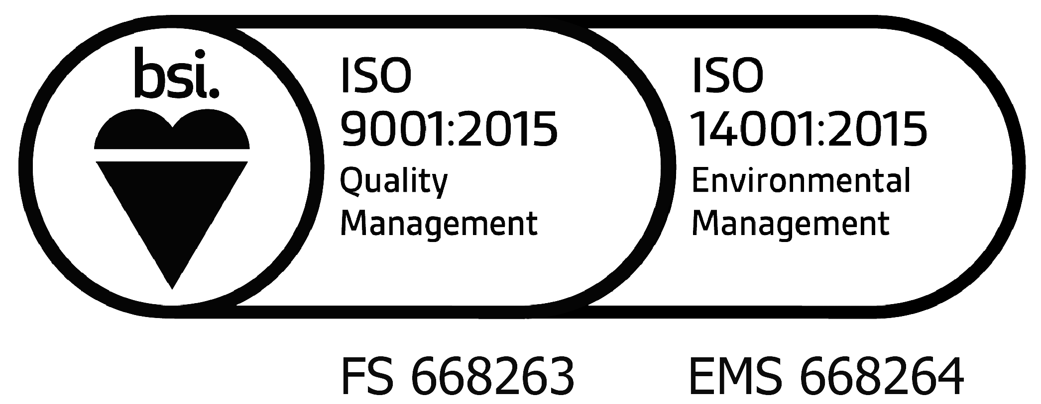 Profab Access is a BSI ISO9001 Quality Management and BSI140001 Environmental Management Assured UK manufacturing company